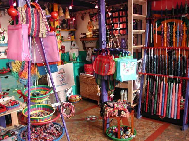Boutique rue Saint Maur après mes travaux