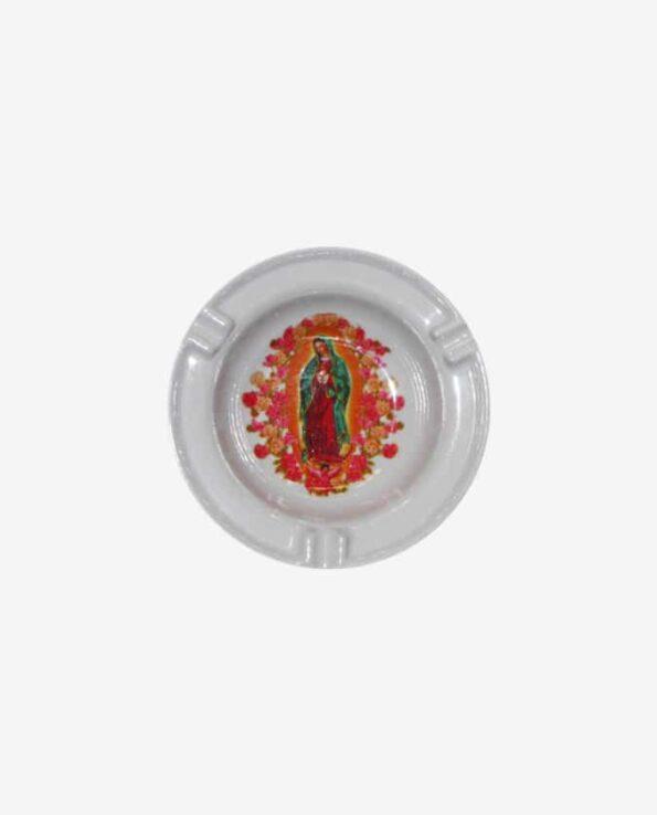 Cendrier décoratif Vierge de Guadalupe