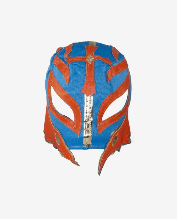 Masque mexicain et cape catcheur rey mysterio enfant - cape lucha libre