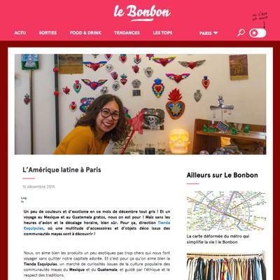 Amérique latine à Paris
