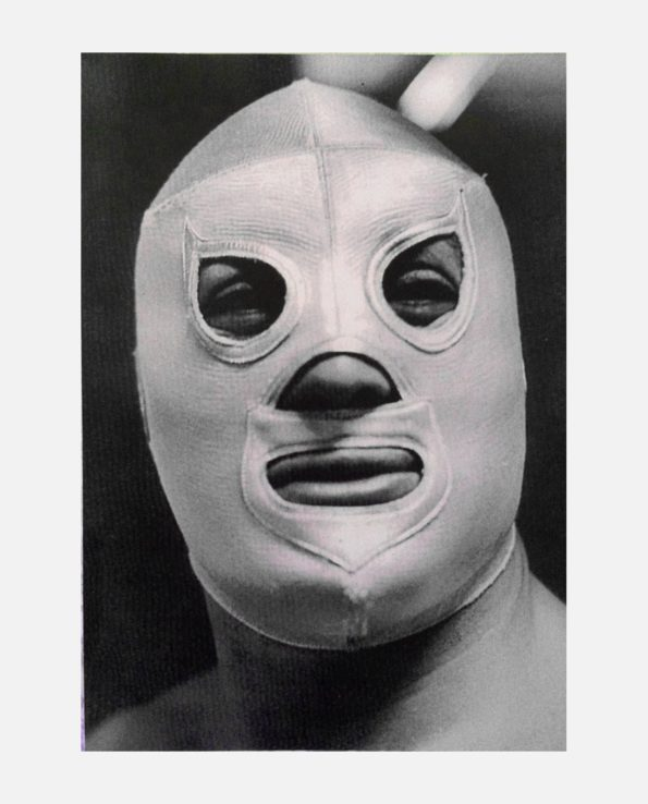 photo lucha libre el santo