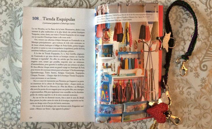 111 boutiques absolument irrésistibles à Paris - Page Esquipulas