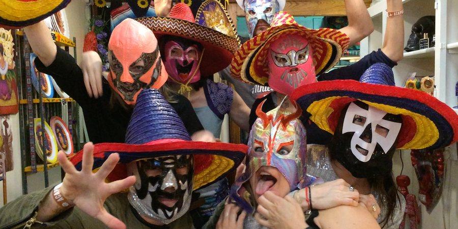 Mexique à Paris – Jetlag Acapulco - Loteria