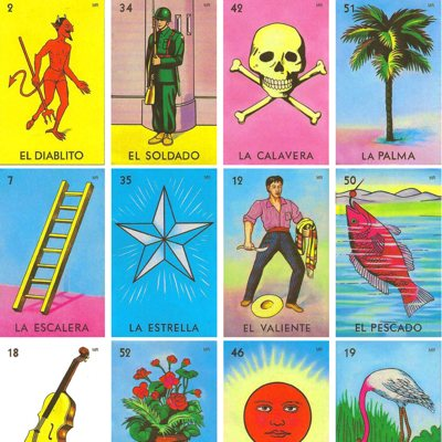 Loteria mexicaine