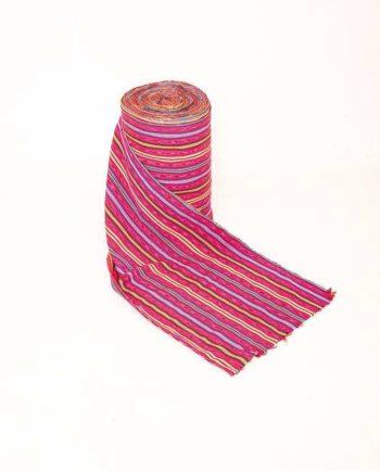 Textile typique du Guatemala - Modèle Rosada