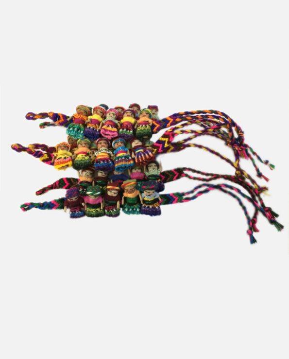 bracelet poupées tracas
