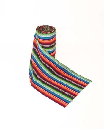 Textile typique du Guatemala - Modèle Arcoiris