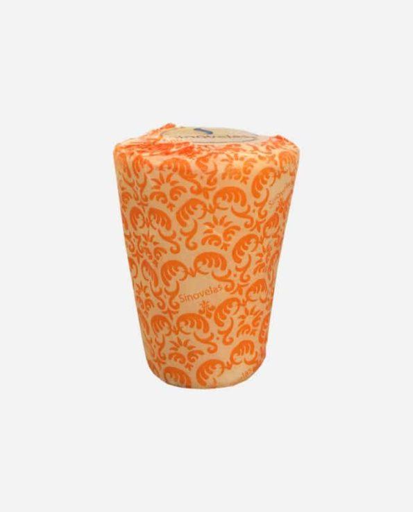 bougie conique votive du guatemala