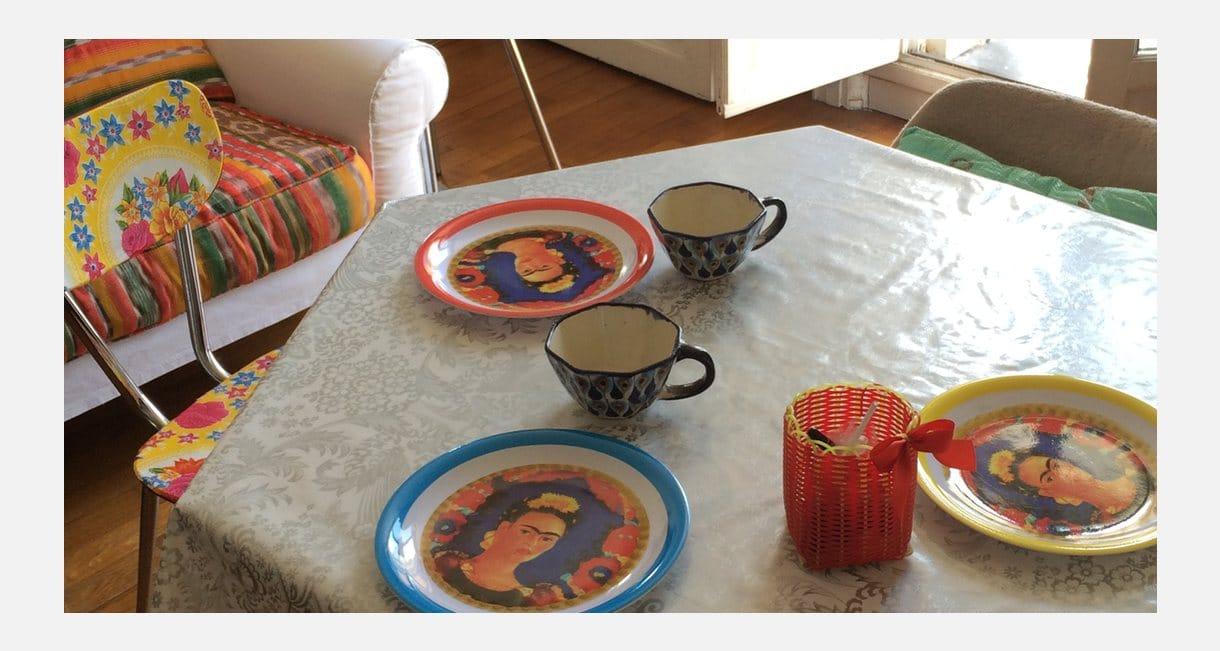 Décoration intérieure Guatemala - Table et service de table