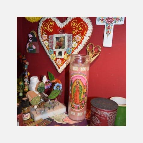 Décoration intérieur mexicaine Esquipulas - 08