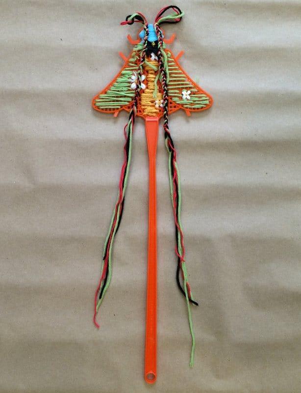 Tapette à mouche mexicaine DIY de Lili