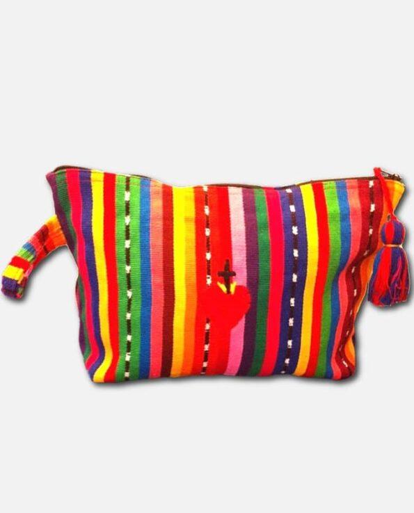 Trousse ethnique du Guatemala couleurs Arc en Ciel