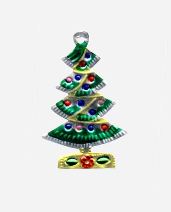 Décoration de Noël mexicaine sapin