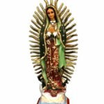 Statue Vierge Guadalupe 30 cm