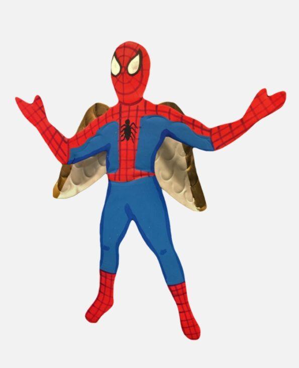 Figurine ange superhéros, Spiderman