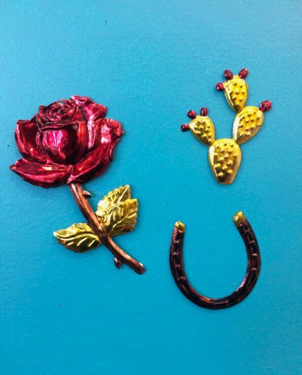 DIY décoration mexicaine métal