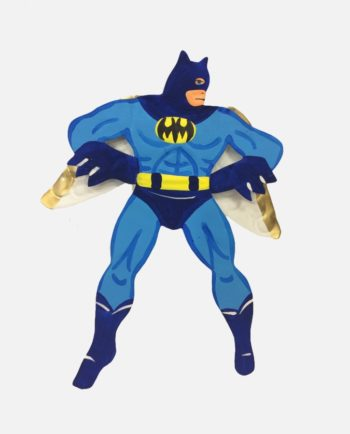 Figurine ange superhéros, Batman