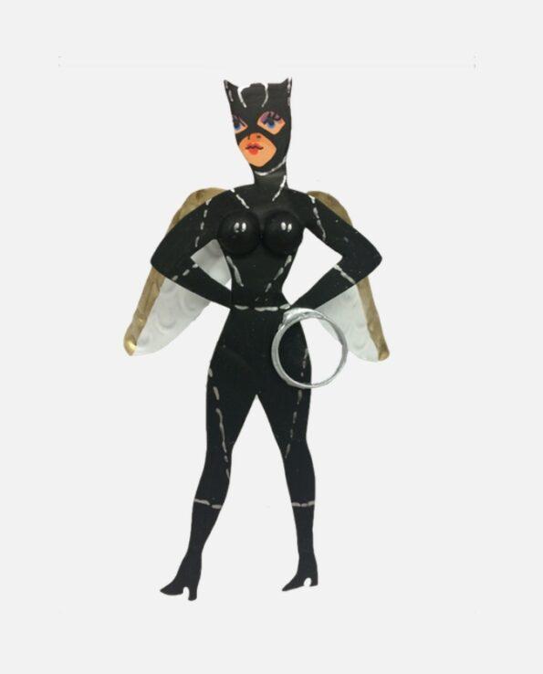 Figurine ange superhéros, Catwoman