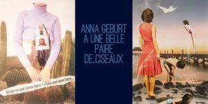 Anna Geburt expose à Tienda Esquipulas