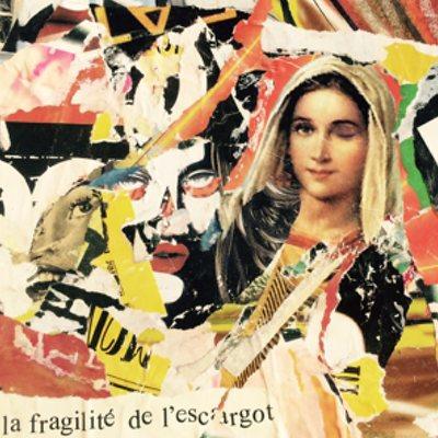 Anna Geburt expose à Tienda Esquipulas, collage