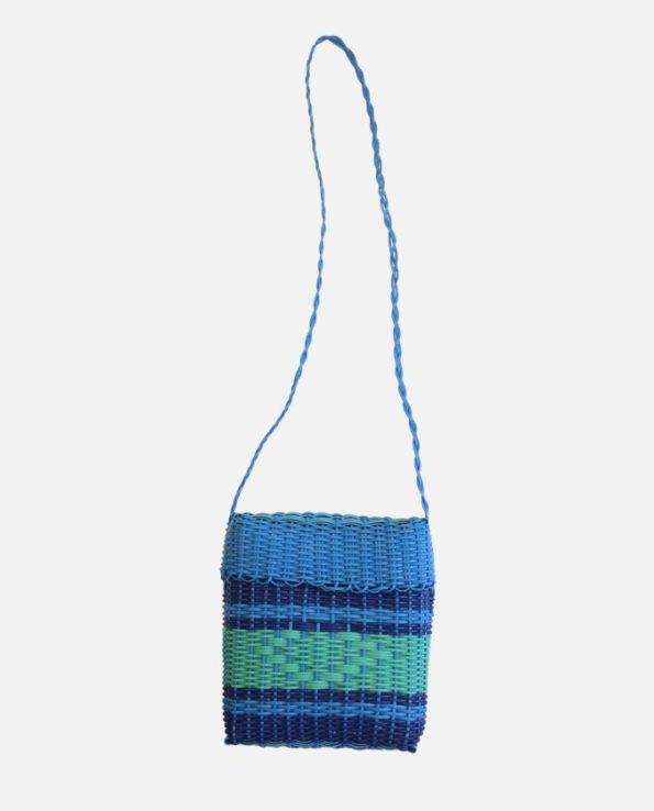 Sac artisanal gamelle plastique recyclé