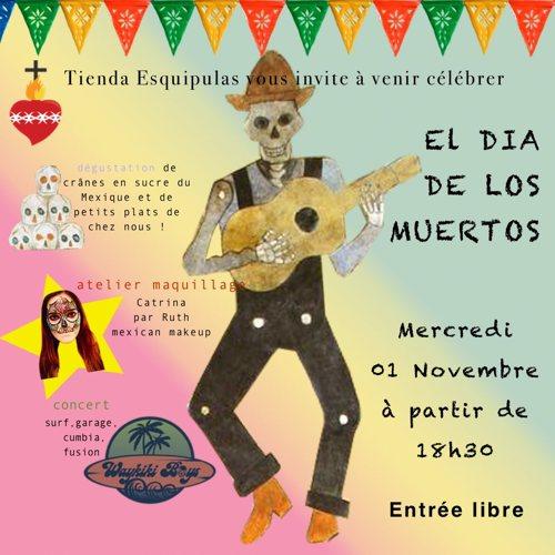 Fête des morts 2017 Tienda Esquipulas - small