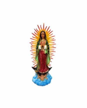 Statuette Vierge de Guadalupe 15 cm