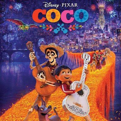 Affiche Coco film Disney Pixar