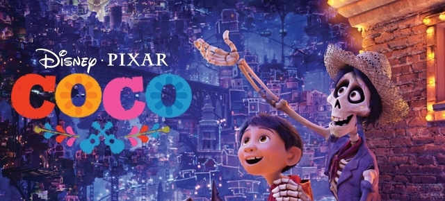 Coco horizontal picture - Disney Pixar film