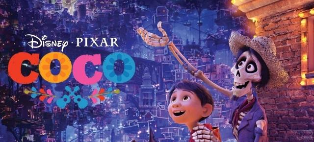 Coco horizontal picture - Disney Pixar film