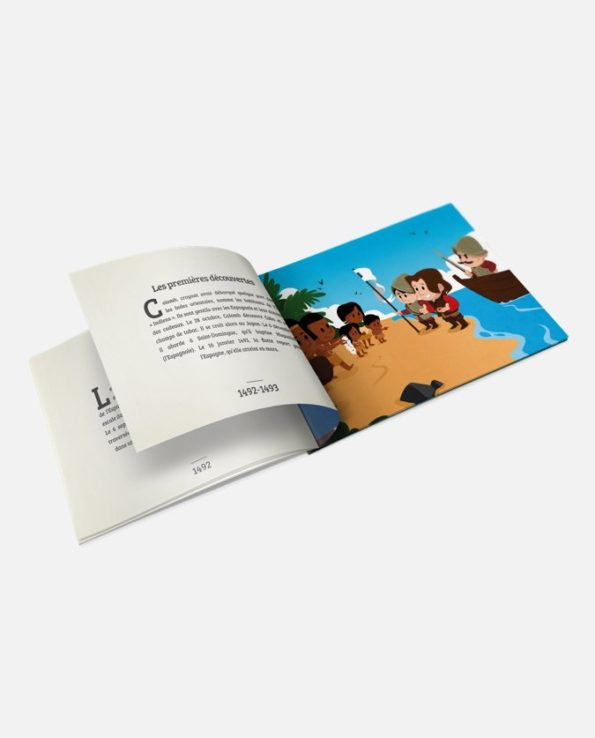Livre Christophe Colomb