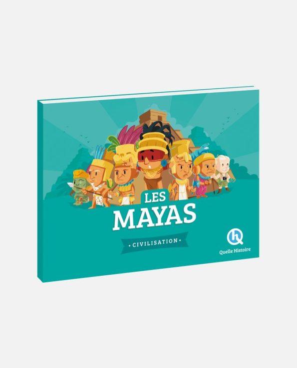 Les Mayas - pour les enfants de 6 à 10 ans