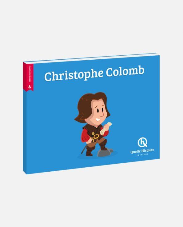 Christophe Colomb pour les enfants de 6 à 10 ans