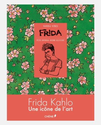 Frida petit journal intime illustré
