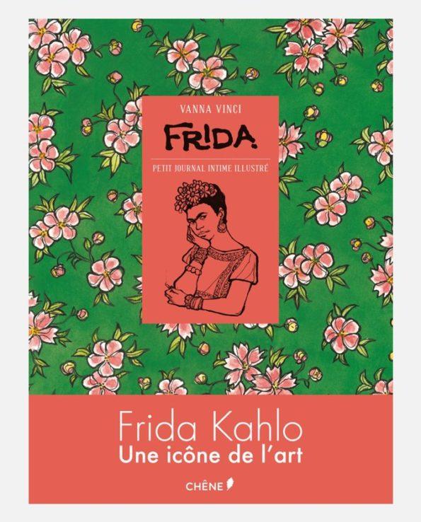 Frida petit journal intime illustré