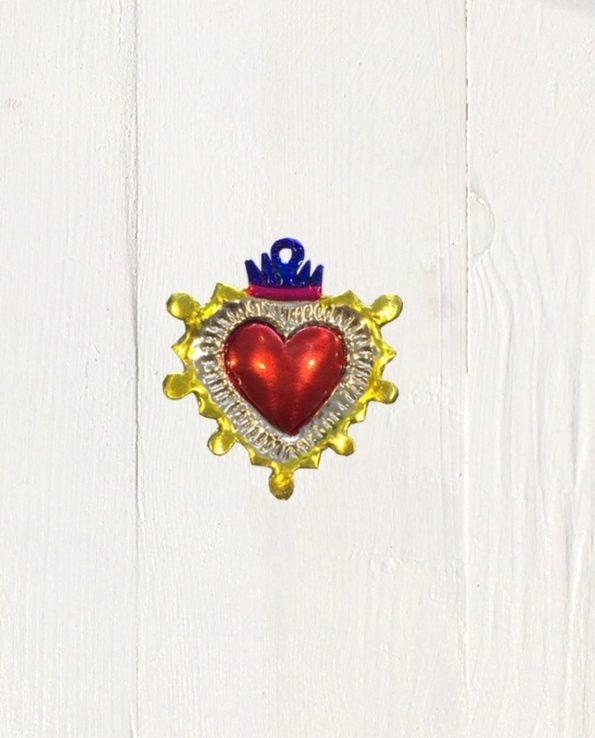 coeur ex-voto petite couronne