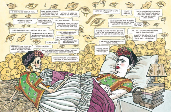 Frida petit journal intime illustré page 03
