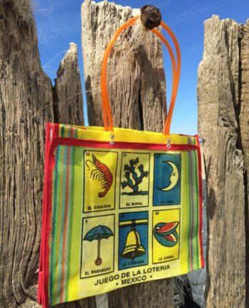 sac cabas original loterie mexicaine jaune 02