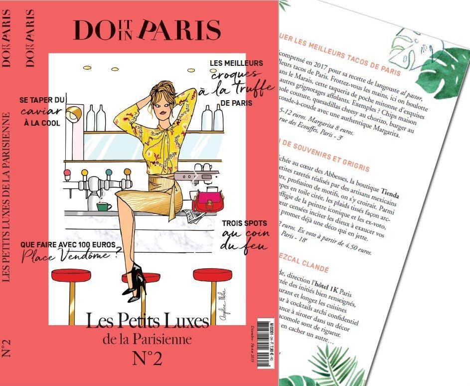 Tienda Esquipulas dans Do it in Paris novembre 2018