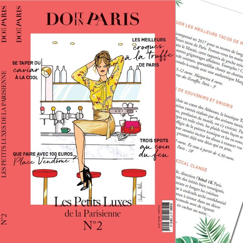Tienda Esquipulas dans Do it in Paris novembre 2018 - couv