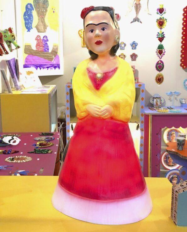 Lampe Frida Kahlo