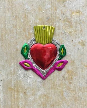 Coeur sacré mexicain - Branches