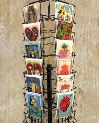 cartes postales mexicaines jeu de 12 modèles
