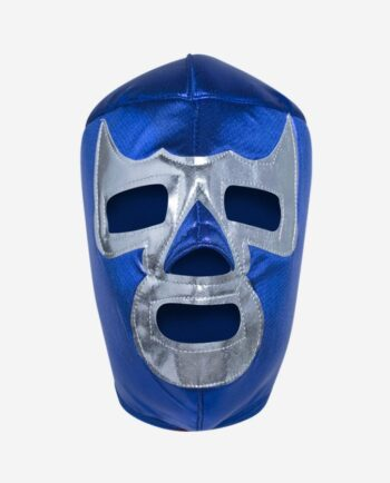 Masque catcheur adulte - Blue Demon
