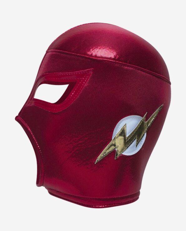 Masque catcheur adulte - The Flash profil
