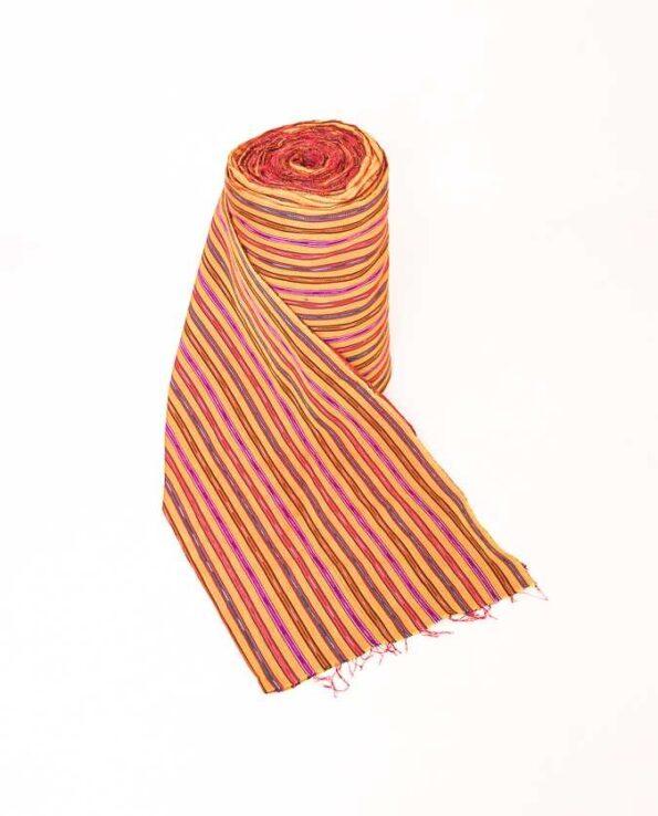 Textile typique du Guatemala - Modèle Amarilla