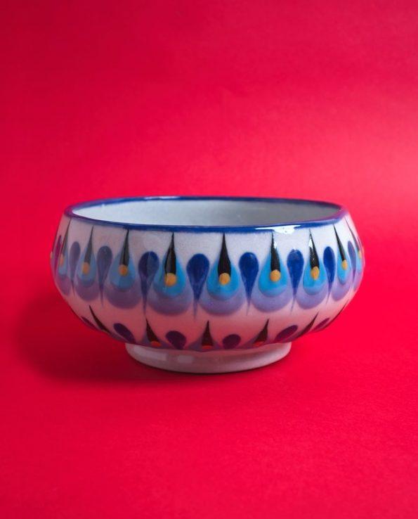 Bol en céramique artisanale du Guatemala
