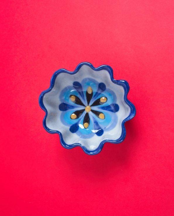 Petite coupelle en céramique artisanale du Guatemala