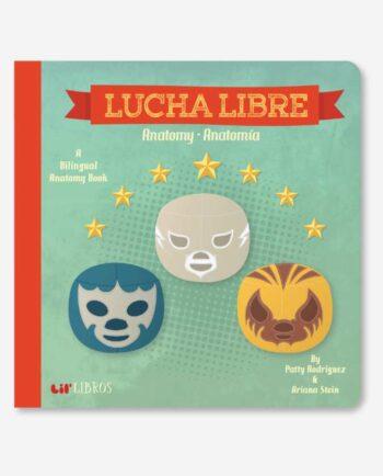 Livre pour enfants importé bilingue anglais espagnol lucha libre