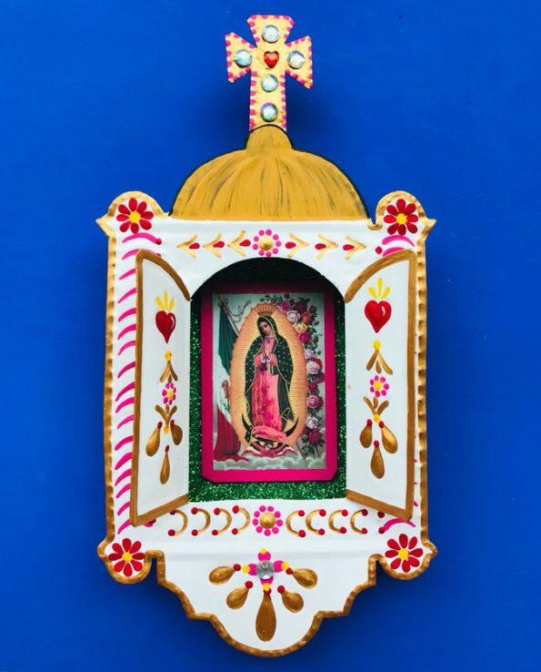 Niche Eglise Vierge de Guadalupe